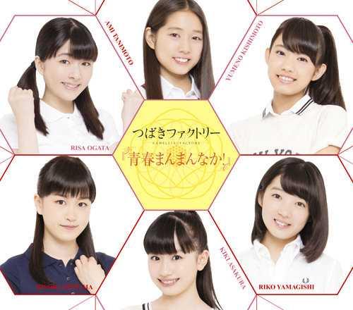[Single] つばきファクトリー – 青春まんまんなか! (2015.09.06/MP3/RAR)