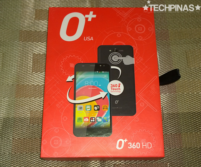 O+ USA, O+ 360 HD, O+ Android Smartphone