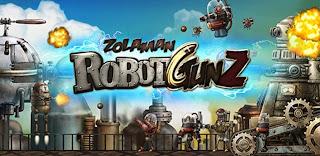 Zolaman Robot Gunz HD apk