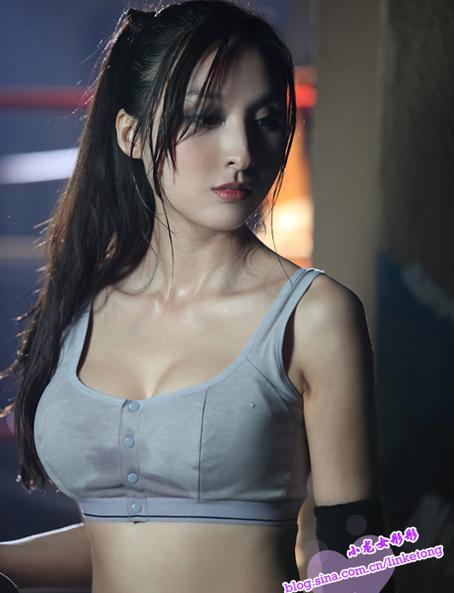 Juliet Lin Ke Tong Bidadari Cantik Dari Cina
