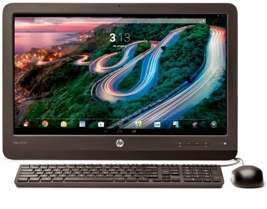 Бюджетный моноблок HP Slate 21 Pro