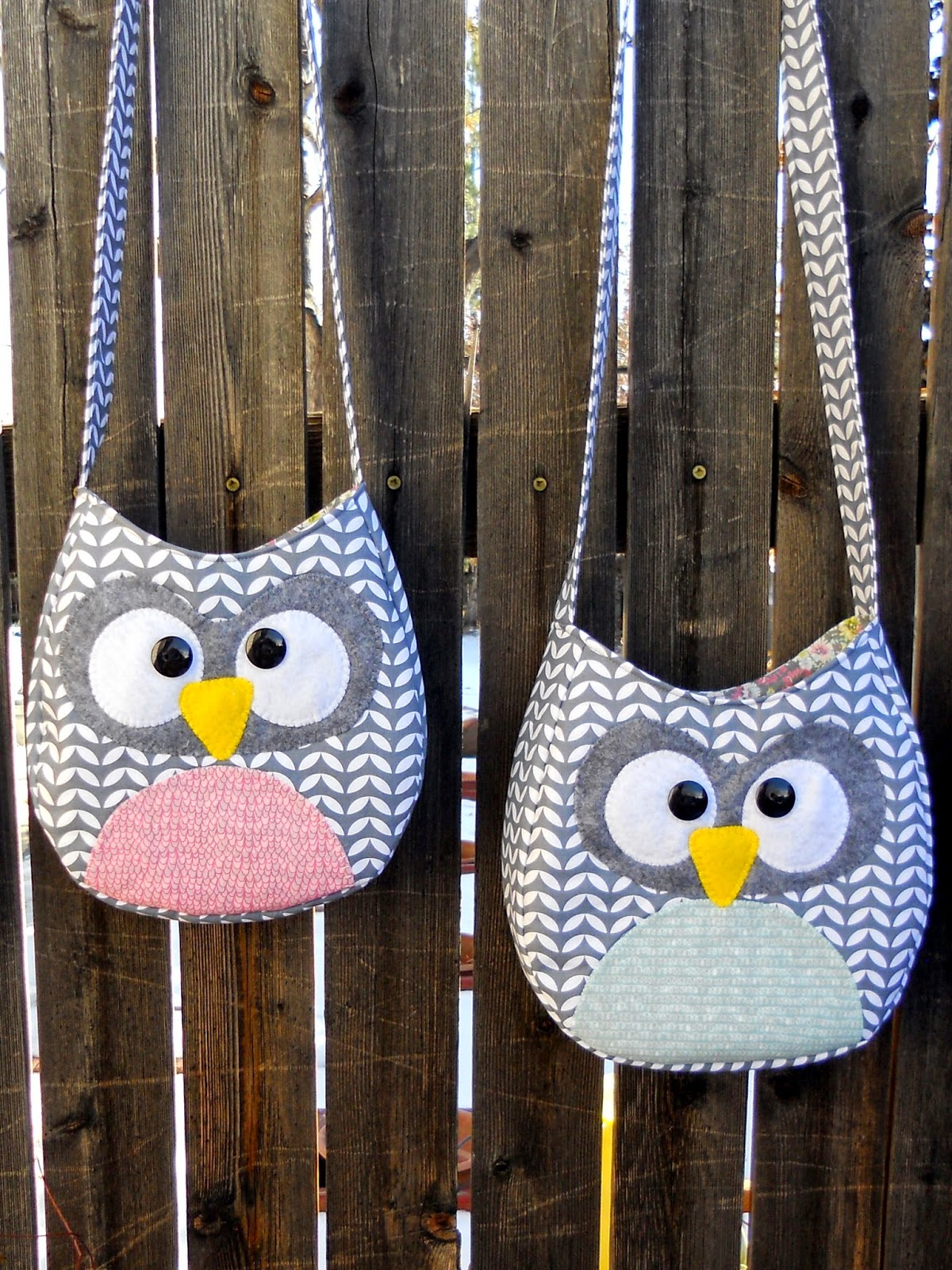 Just Another Hang Up Crossbody Owl Purse Pattern Amp Tutorial
