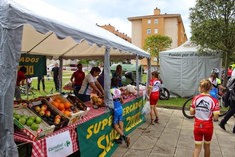 XVI Encuentro de Escuelas de Ciclismo de Muskiz