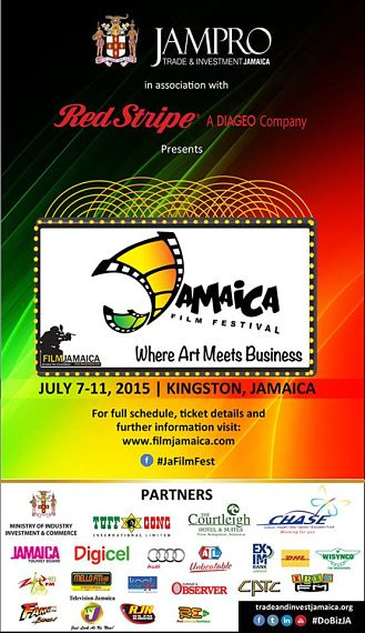 > The First-Ever Jamaica Film Festival Is Here!
