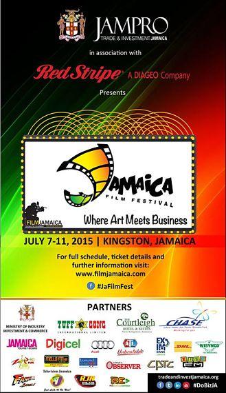 > Jamaica Film Festival 2015