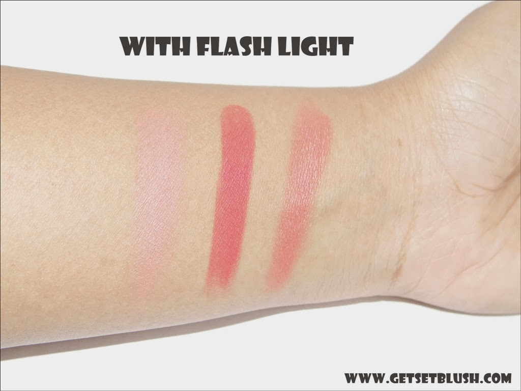 Sleek Makeup Blush By 3 in Flame Review,Swatches