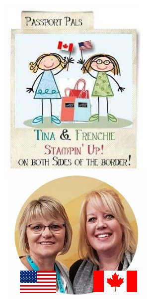Tina & I are back with Passport Pals