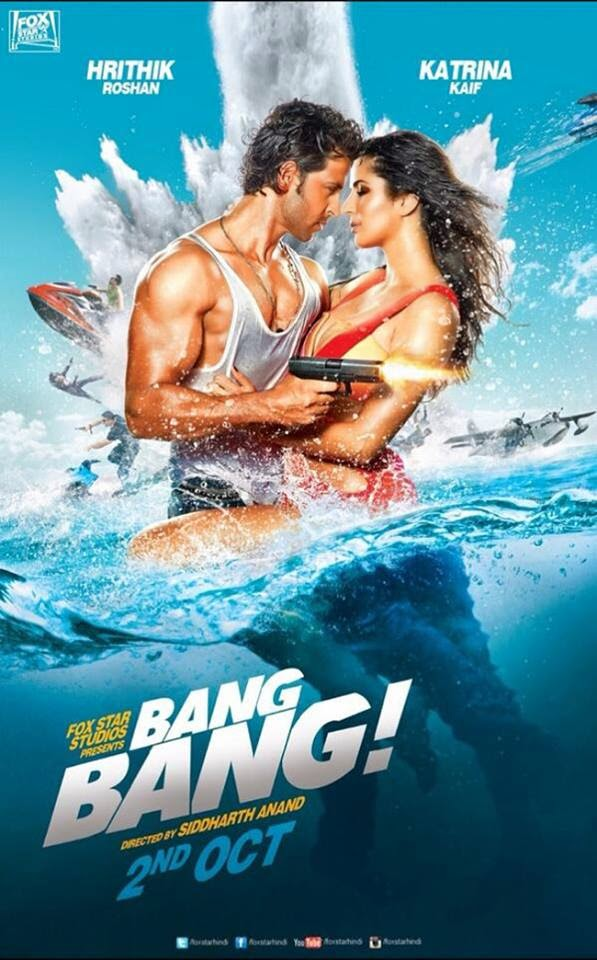 Bang Bang (2014) Mp3 Songs - Free Download Bollywood Movie Songs.