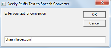 Windows Notepad Text to Speech Converter