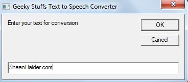 Windows Notepad Text to Speech Converter
