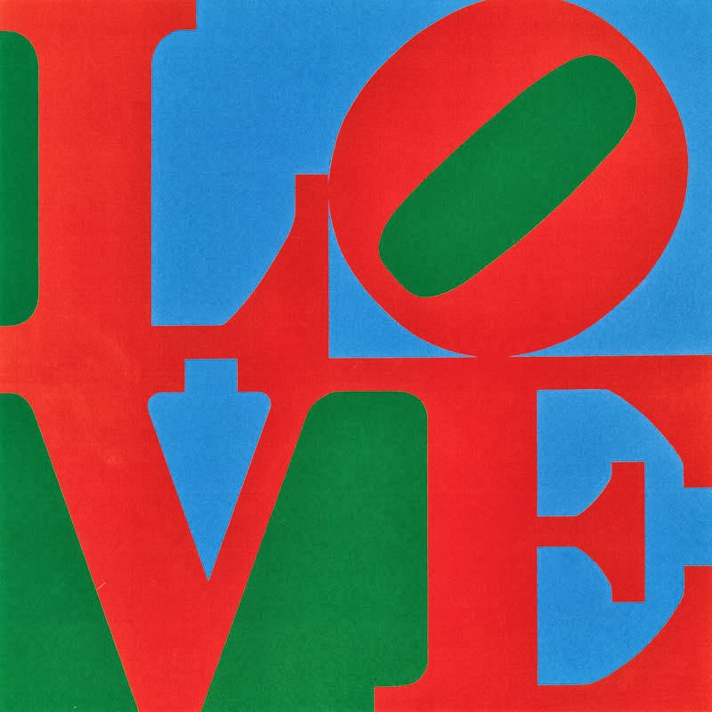 MY MAGICAL ATTIC: ROBERT INDIANA AT WHITNEY MUSEUM
