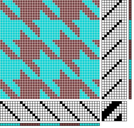 Weave-Away: Free weaving patterns
