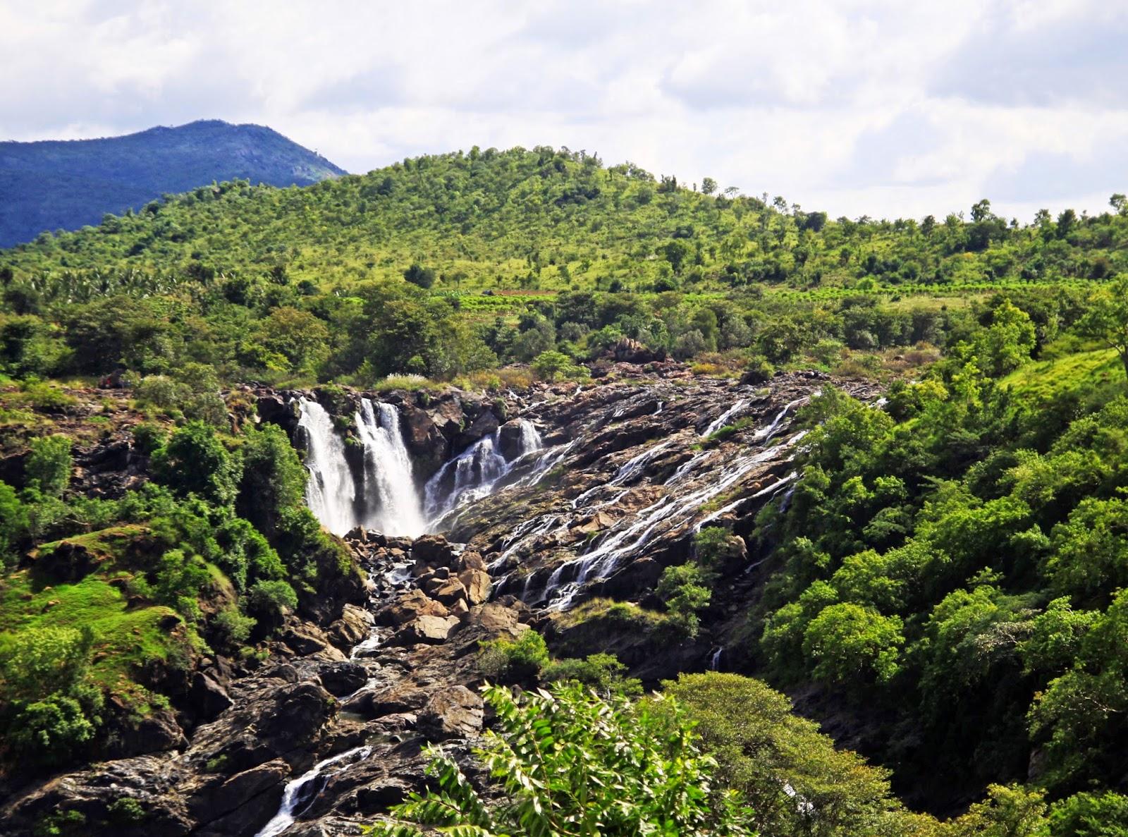 SHIVANASAMUDRA Travel Blog