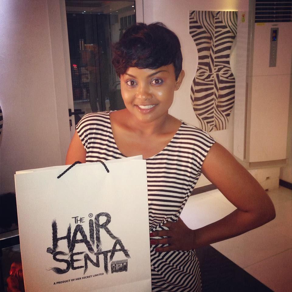 Ghana Rising Hair Senta