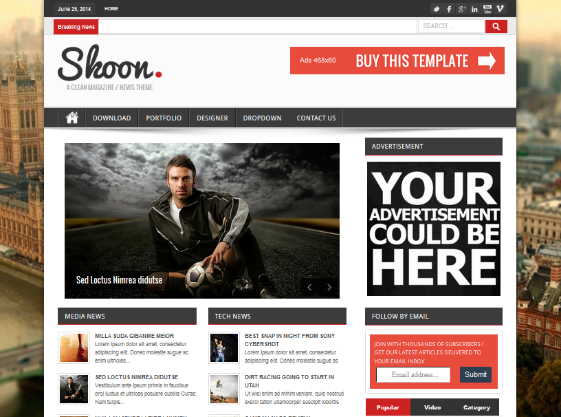 Shoon Responsive Blogger Template. Free Blogger templates. Blog templates. Template blogger, professional blogger templates free. blogspot themes, blog templates. Template blogger. blogspot templates 2013. template blogger 2013, templates para blogger, soccer blogger, blog templates blogger, blogger news templates. templates para blogspot. Templates free blogger blog templates. Download 1 column, 2 column. 2 columns, 3 column, 3 columns blog templates. Free Blogger templates, template blogger. 4 column templates Blog templates. Free Blogger templates free. Template blogger, blog templates. Download Ads ready, adapted from wordpress template blogger. blog templates Abstract, dark colors. Blog templates magazine, Elegant, grunge, fresh, web2.0 template blogger. Minimalist, rounded corners blog templates. Download templates Gallery, vintage, textured, vector,  Simple floral.  Free premium, clean, 3d templates.  Anime, animals download. Free Art book, cars, cartoons, city, computers. Free Download Culture desktop family fantasy fashion templates download blog templates. Food and drink, games, gadgets, geometric blog templates. Girls, home internet health love music movies kids blog templates. Blogger download blog templates Interior, nature, neutral. Free News online store online shopping online shopping store. Free Blogger templates free template blogger, blog templates. Free download People personal, personal pages template blogger. Software space science video unique business templates download template blogger. Education entertainment photography sport travel cars and motorsports. St valentine Christmas Halloween template blogger. Download Slideshow slider, tabs tapped widget ready template blogger. Email subscription widget ready social bookmark ready post thumbnails under construction custom navbar template blogger. Free download Seo ready. Free download Footer columns, 3 columns footer, 4columns footer. Download Login ready, login support template blogger. Drop down menu vertical drop down menu page navigation menu breadcrumb navigation menu. Free download Fixed width fluid width responsive html5 template blogger. Free download Blogger Black blue brown green gray, Orange pink red violet white yellow silver. Sidebar one sidebar 1 sidebar  2 sidebar 3 sidebar 1 right sidebar 1 left sidebar. Left sidebar, left and right sidebar no sidebar template blogger