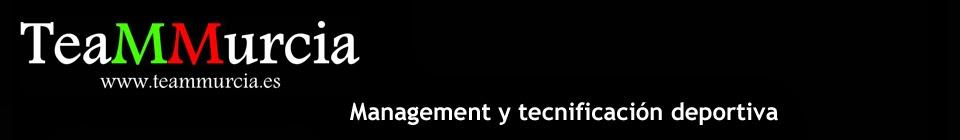 TeaMMurcia | Management y tecnificación deportiva.