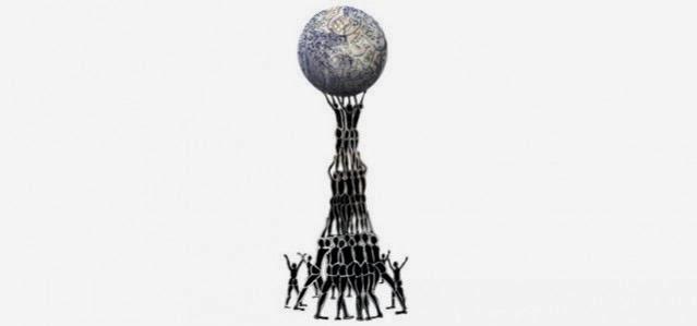 Any nou (2014) combatiu per intentar transformar la societat malgrat les maquinacions del Capital