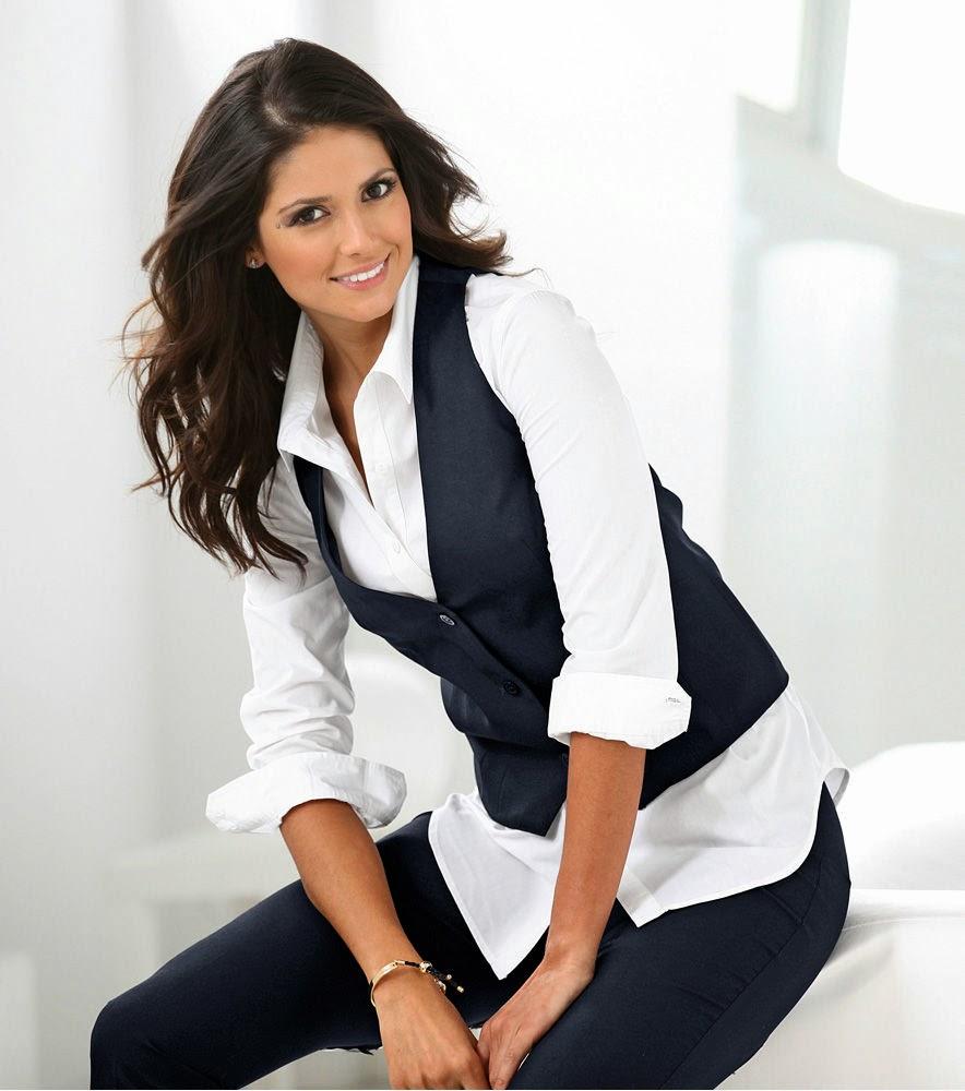 Patrones de chalecos para mujer: 2 modelos (tallas grandes) - yo ...