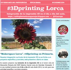 3DPrinting en Primaria.