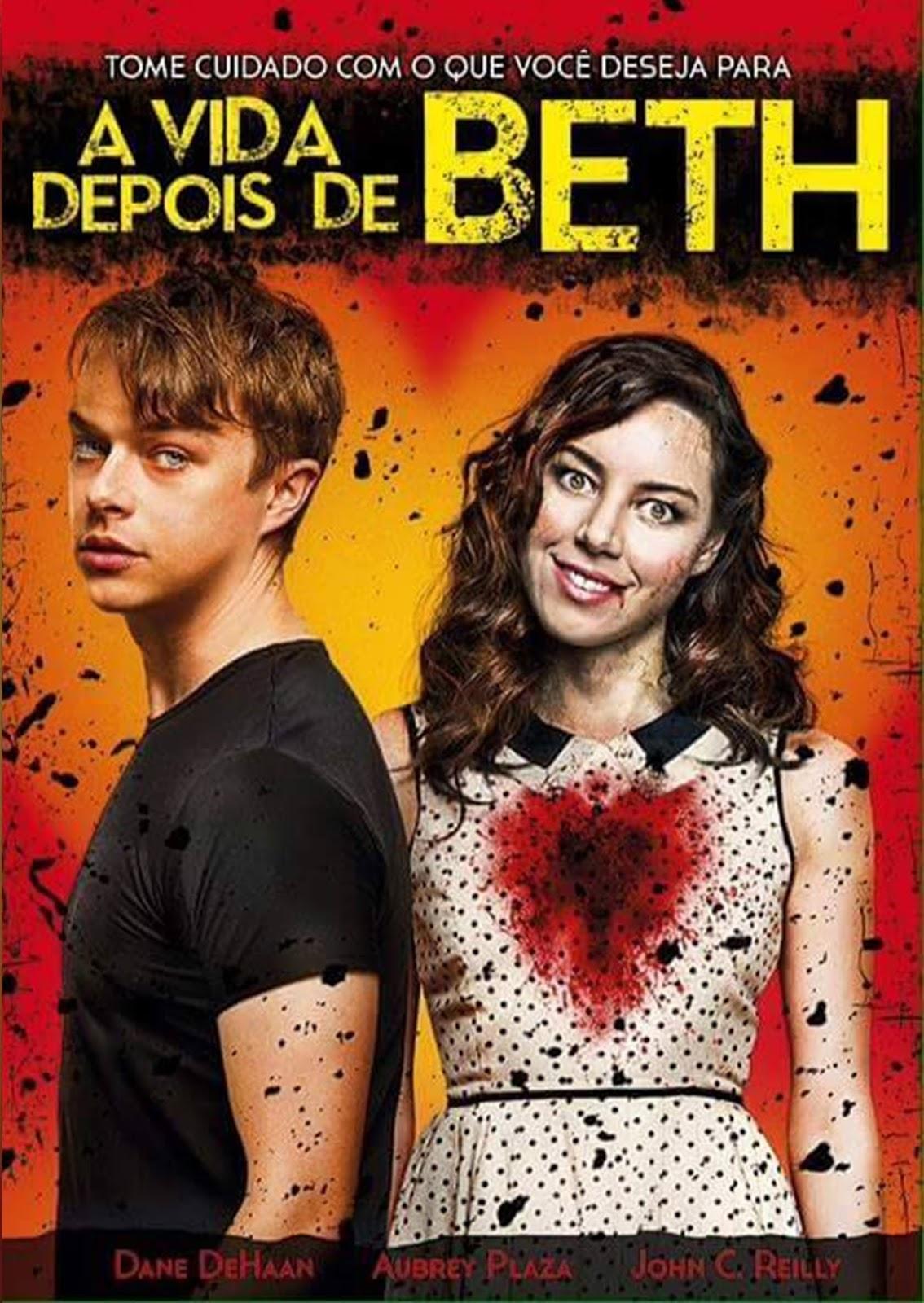 A Vida Depois de Beth – Dublado (2014)