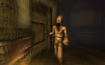 Amnesia The Dark Descent - Monster