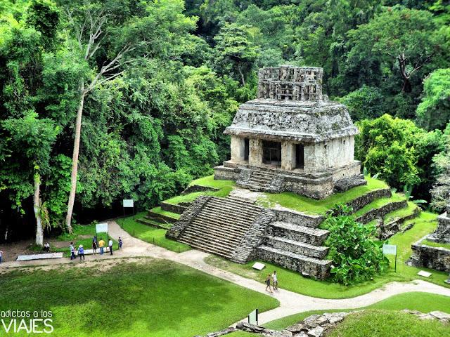 ruinas mayas palenque mexico