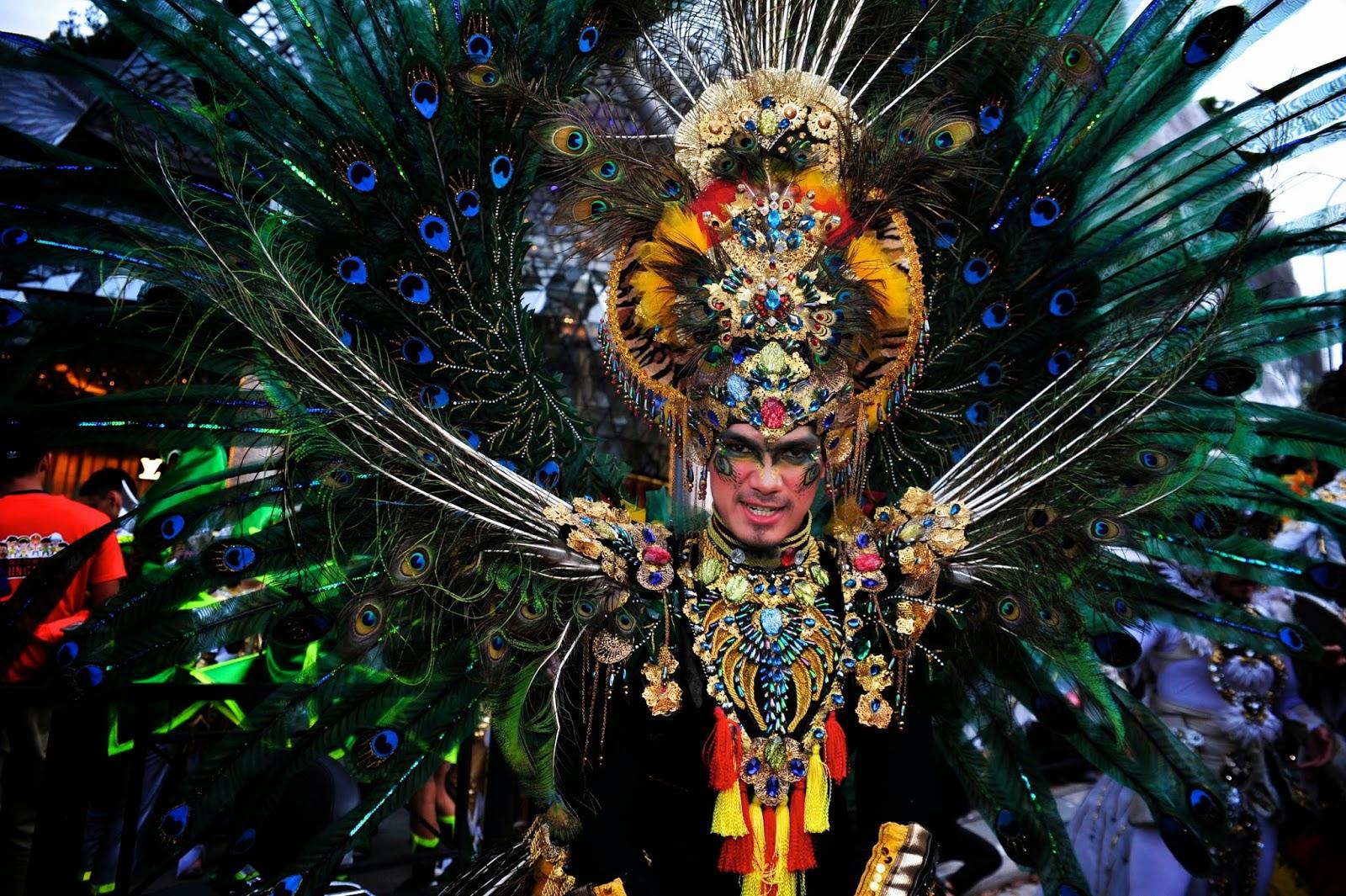 Festival JFC 2015 - Jember Fashion Carnaval