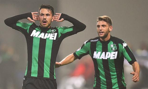Hasil Pertandingan Sassuolo 1-0 Juventus
