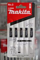 Dealer Makita Bekasi - Jual Mata Jigsaw Makita (No. 3) - Mata Jigsaw Makita Bekasi