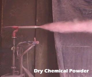 Pengertian Dry Chemical Powder