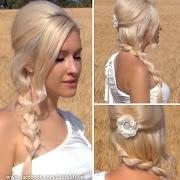Ślubne fryzury (fb)