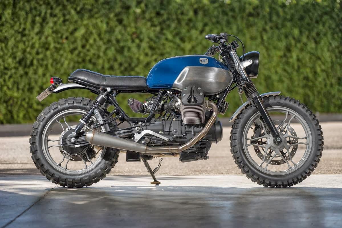 motogp moto guzzi v7 crd 35 by caf racer dreams. Black Bedroom Furniture Sets. Home Design Ideas