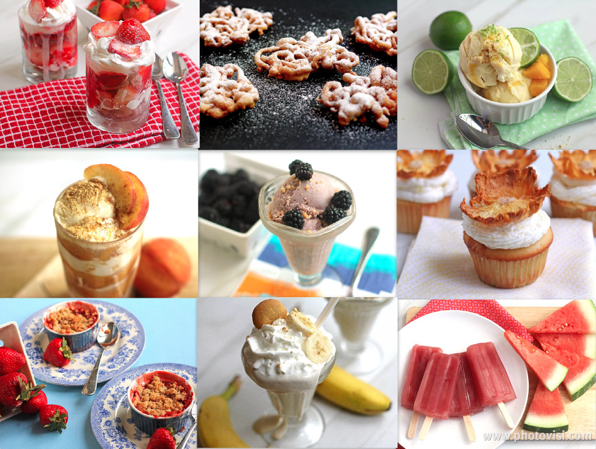 My favorite summer recipes grandbaby cakes my favorite summer recipes forumfinder Images