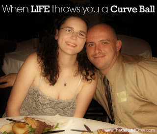 When Life Throws You a Curve Ball - Laid Off - The Colorful Ones