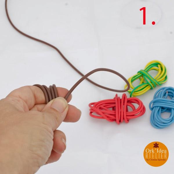 Ork 39 idea atelier tutorial home decor riciclando i cavi - Colori cavi elettrici casa ...