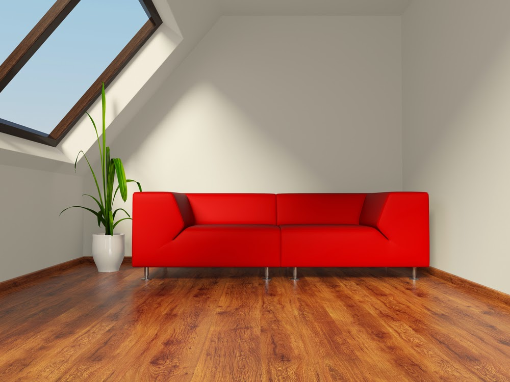 adding an accent color to one of your walls