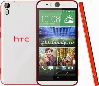 Smartphone Selfie HTC Desire Eye Kamera Depan 13 MP