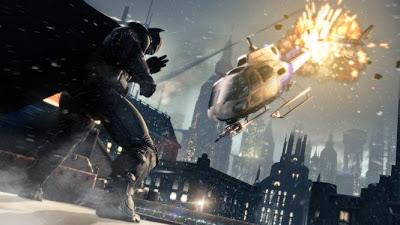 Batman Arkham City Origins