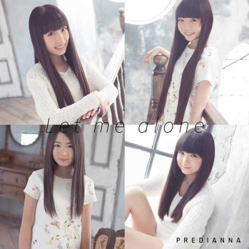 [Single] Predianna – Let me Alone (2015.06.10/MP3/RAR)