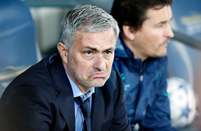 Who will Mourinho opt for? (Picture: AFP/Getty Images)