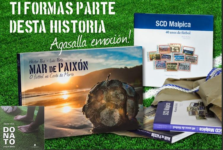 OS LIBROS DE HÉCTOR POSE E LUIS PORTO