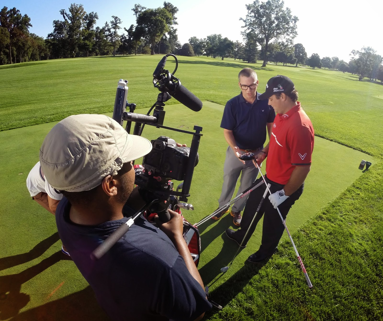 an executive summary of callaway golf Free essay: callaway golf company executive summary established in 1982, callaway golf company is a leader in the golf equipment industry, creating some of.
