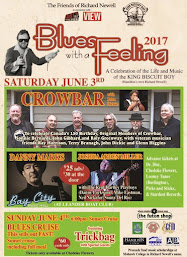 Blues With a Feeling Fundraiser ft the Legendary Crowbar!