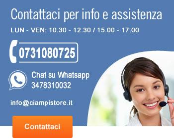 Contatta il servizio clienti