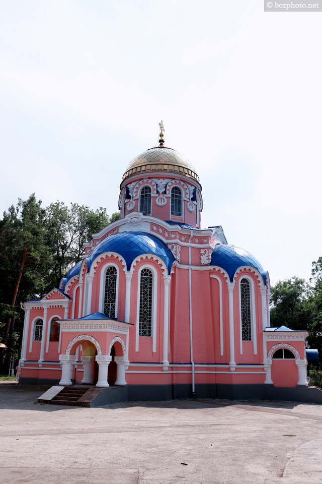воскресенская церковь ульяновск