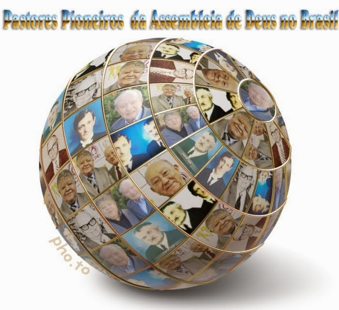 Pastores Pioneiros do Brasil 5