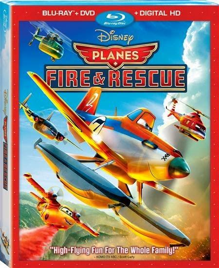 ดูการ์ตูน Planes Fire & Rescue เพลนส์ ผจญเพลิงเหินเวหา