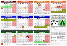Calendario 17/18