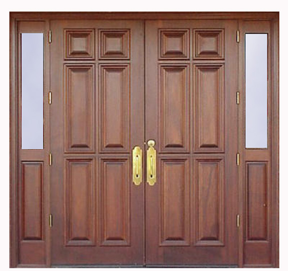 Kumpulan Model - Desain Pintu Rumah Minimalis Modern Terbaru