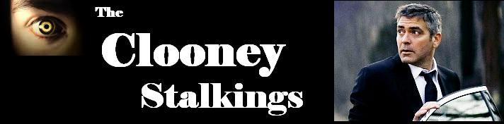 The Clooney Stalkings